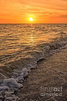 Edward Fielding - Sunset Bowman Beach Sanibel Island Florida