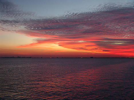 Sunset by Celeste Nagy