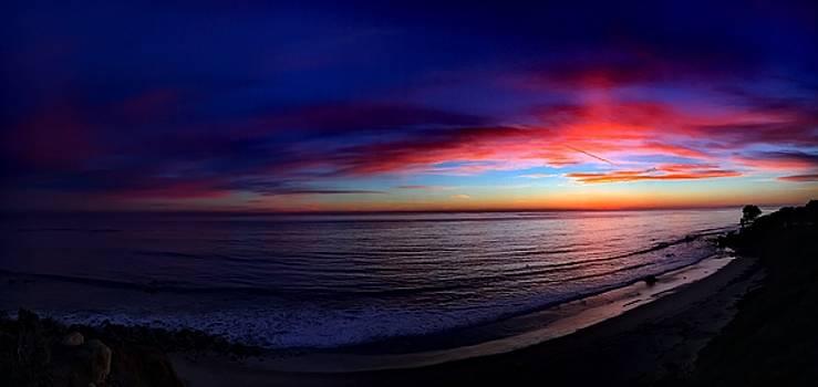 Sunset by Chris Tarpening