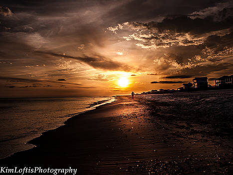 Sunset delight  by Kim Loftis
