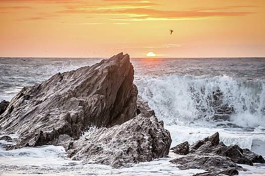Sunset flypast by Jeremy Sage