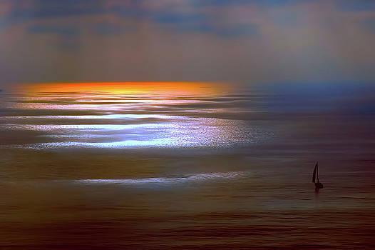Sunset Glow by OLenaArt Lena Owens