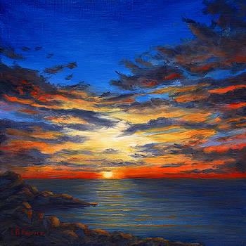 Sunset IV by Elaine Farmer