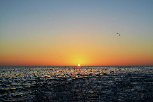 Sunset on the Water by Aimee L Maher Photography and Art Visit ALMGallerydotcom
