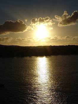 Sunset Praise by Celeste Nagy