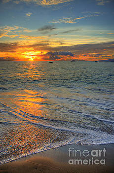 Sunset Romance by Kelly Wade