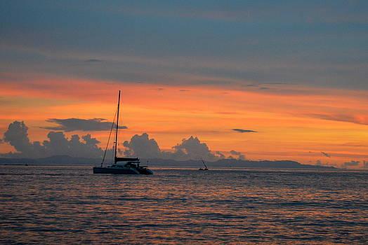 Sunset by Shawna Gibson