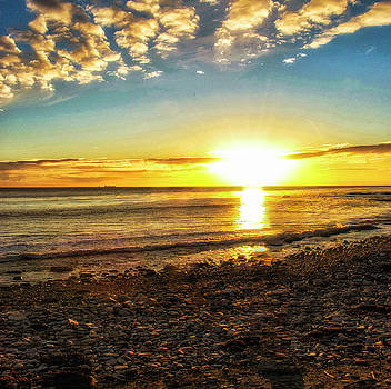 Sunset Sky by Joseph Hollingsworth
