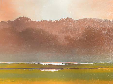 Sunset Study by Rich Alexander