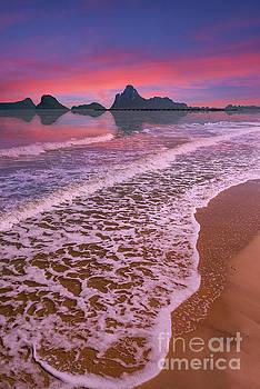 Adrian Evans - Sunset Thailand
