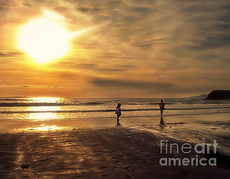 Sunset by Tony Black