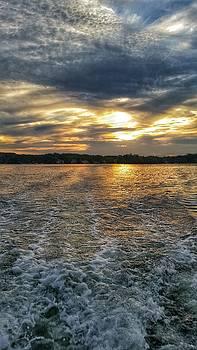 Sunset Waters by Nikki McInnes