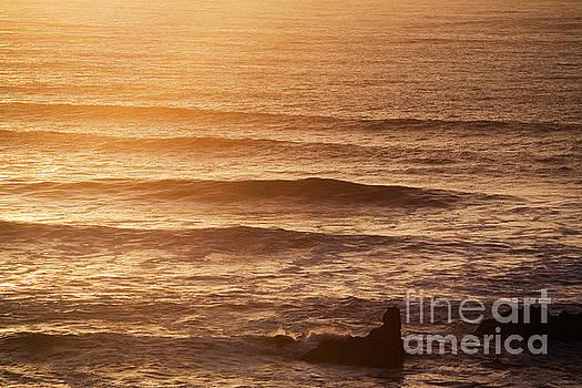 Charmian Vistaunet - Sunset Waves