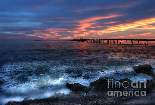 Sunsets Kaleidoscope  by Jennifer Lawrence