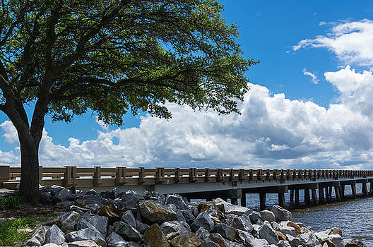 Sunshine and Clouds by Gregg Southard