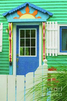 Sunshine Door by Marilyn Cornwell