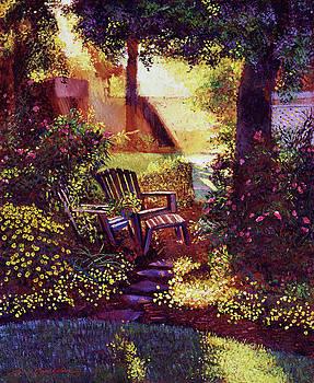 Sunshine Garden by David Lloyd Glover