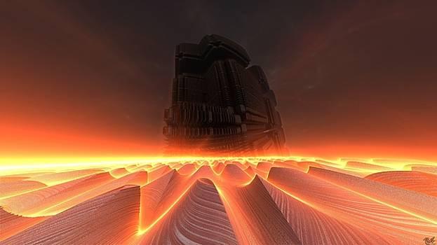 SunStorm Arrives by Ricky Jarnagin