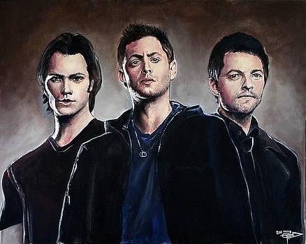 Supernatural by Tom Carlton