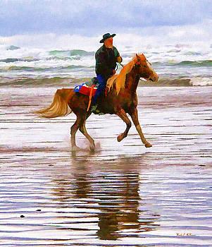 Surf Rider by Wendy McKennon