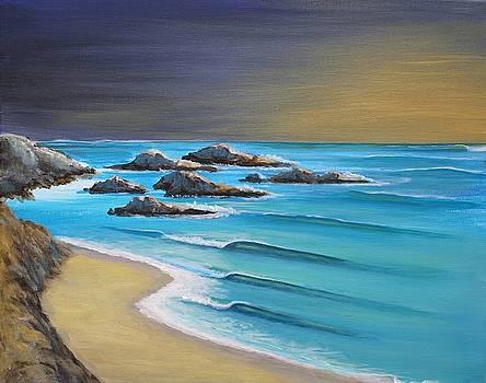 Surf Rocks by Bob Hasbrook