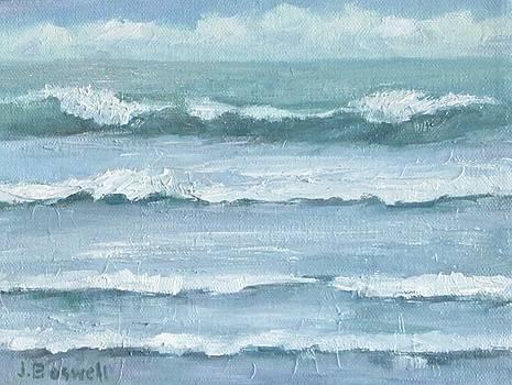 Surf Series 11 by Jennifer Boswell