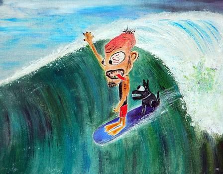 Surfdog by Everette McMahan jr