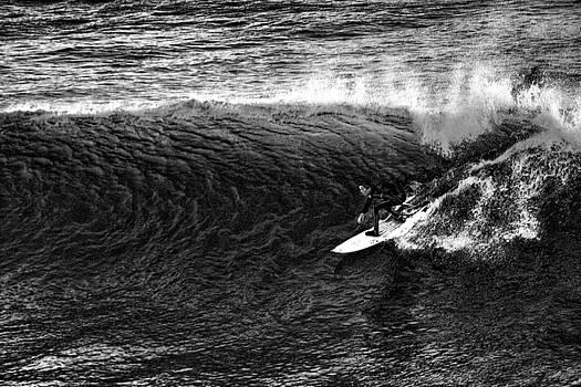 Chuck Kuhn - Surfer Charcoal