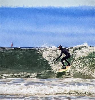 Surfer Dude by Billie-Jo Miller