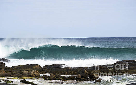 Surfers Point by Angela DeFrias