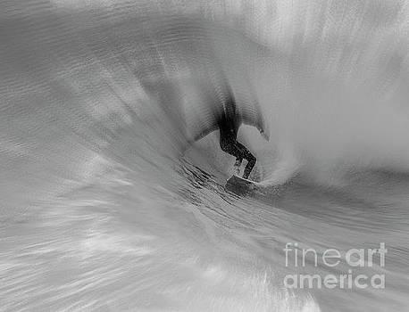 Chuck Kuhn - Surfing Wild Ride