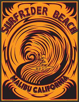 Larry Butterworth - SURFRIDER BEACH MALIBU CALIFORNIA