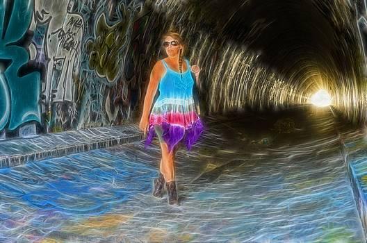 Cindy Nunn - Surreal Underground Waltz