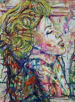 Surround Marylin by Joseph Lawrence Vasile