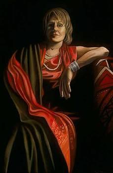 Susanna the Elder by Tina Blondell