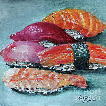 Sushi by Kristine Kainer