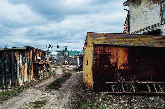Suzdal-1 by Natalia R