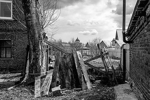 Suzdal bw-3 by Natalia R