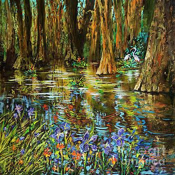 Swamp Iris by Dianne Parks