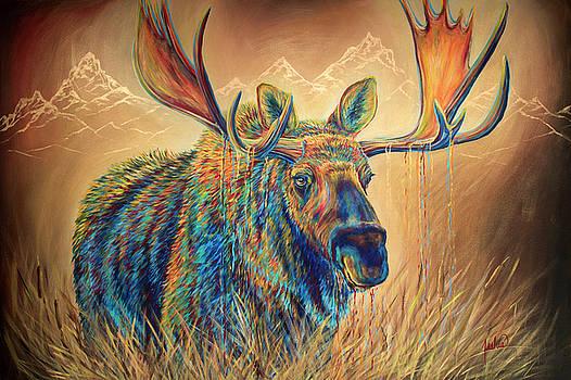Swamp Thing by Teshia Art