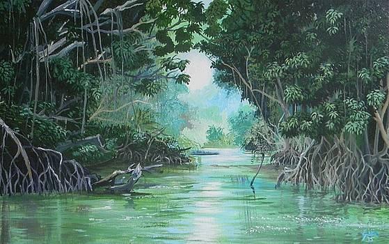 Swampland by Samantha Rochard