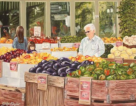 Swan Lake Market by Cynthia Snider