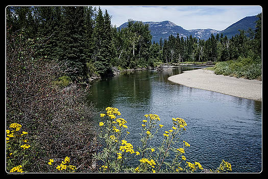 Mick Anderson - Swan River in Montana