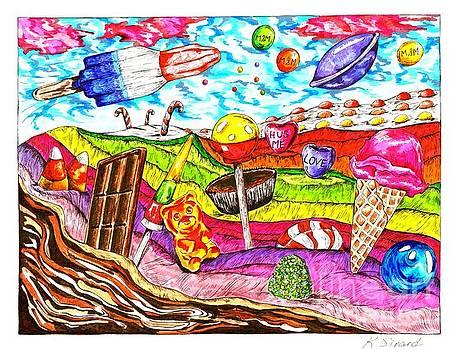 Sweet Dreams by Karen Sirard