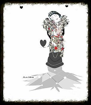 Sweet Lady 7 by Ann Calvo
