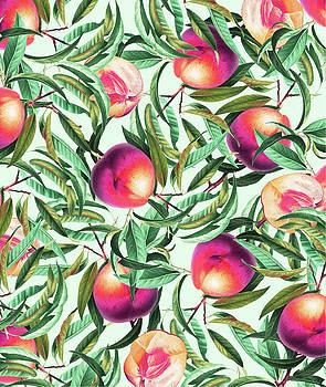 Sweet Peaches by Uma Gokhale
