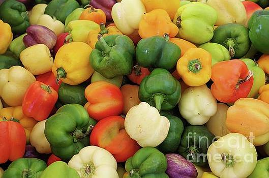 Sweet Peppers by John S