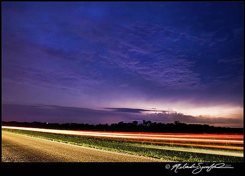 Sweet September Lightning by Melinda Swinford