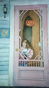 Sweet Shop by Katherine  Berlin