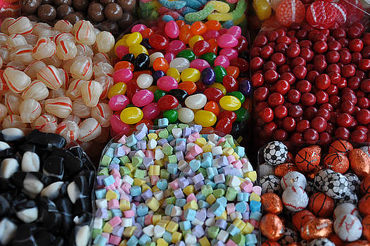 Sweets by Jim Walls PhotoArtist